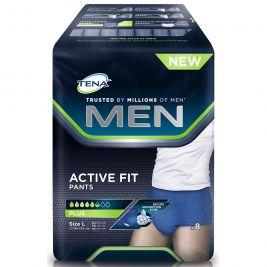 Tena Men Active Fit Pants Plus Large 4x8