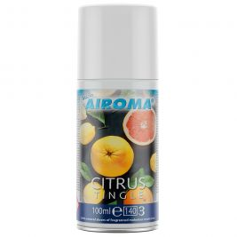 Micro Airoma Classics Fragrance Refill Citrus Tingle 100ml 1x12