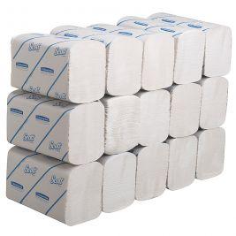 KC SCOTT IFOLD HAND TOWEL WHITE 15 X 300