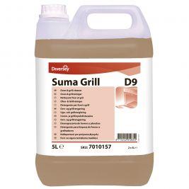 Diversey Suma Grill D9 5 Litres 1x2