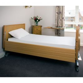 SLEEP KNIT SINGLE BOTTOM SHEET (CREAM)