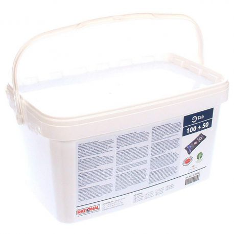 Rational Rinse Aid Oven Cleaner 50 Tabs