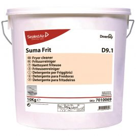 Diversey Suma Frit D9.1 10kg