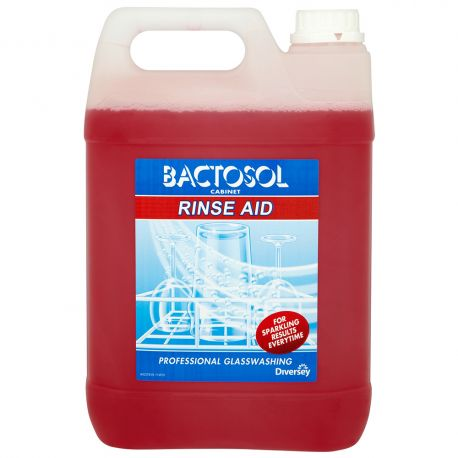 BACTOSOL RINSE AID 2X5 LITRE