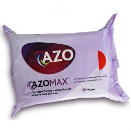 Azomax Cleaning and Disinfection Wipes 20x50