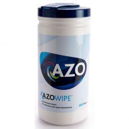 AZOWIPE 70% IPA DISINFECTANT WIPE 1X200