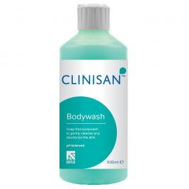 Vernacare Clinisan Bodywash 500ml