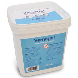 Vernacare Vernagel Super Absorbent Powder 4kg