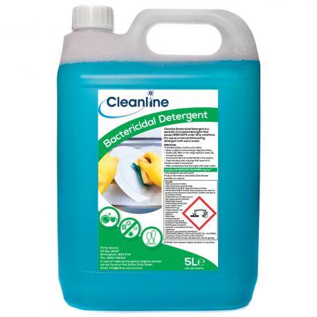 Cleanline Bactericidal Detergent 5 Litres