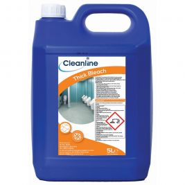 Cleanline Thick Bleach 5 Litres