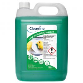Cleanline Washing Up Liquid 5 Litres