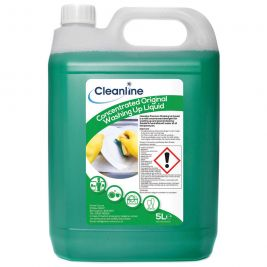 Cleanline Washing Up Liquid Concentrate 5 Litre