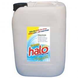 Halo Commercial Non-Biological Laundry Liquid 10 Litre