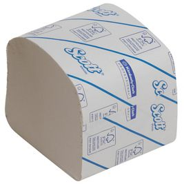 Kimberly Clark Scott Folded Toilet Tissue 36x250