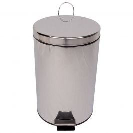 Stainless Steel Pedal Bin 20 Litres