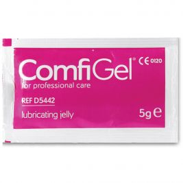 ComfiGel Lubricating Jelly Sachet 5g 1x100