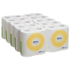 Kimberly Clark Kleenex Ultra Toilet Tissue Roll Small 10x4