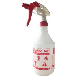 Odorbac Tec4 Refill Trigger Spray Bottle 750ml Red