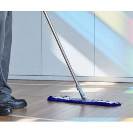 SWEEPER MOP HEAD BLUE 60CM (5 PACK)