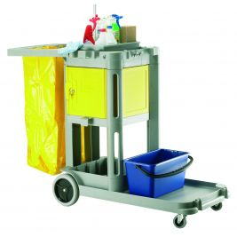 Structocart Janitorial Trolley