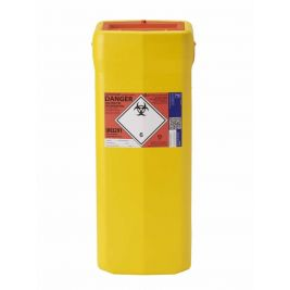 Sharpsguard Orange 35 Litres Theatre