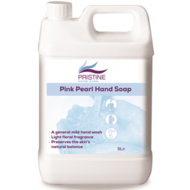 Pristine Pink Pearl Luxury Soap 5 Litres