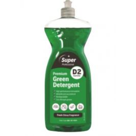 PREMIUM GREEN WASHING UP LIQUID 500ML