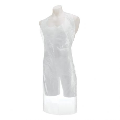 WHITE ROLL  APRON 10 X100 CASE