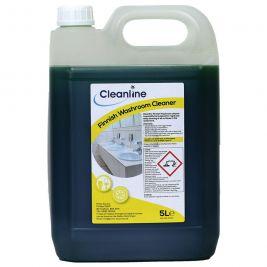 CLEANLINE ECO WASHROOM CLEANER 1X5LTR
