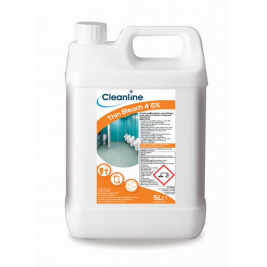 CLEANLINE THIN BLEACH 5LTR X 3