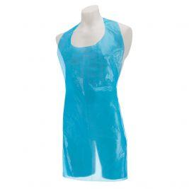 APRONS FLAT PACK BLUE (CASE) 10X100