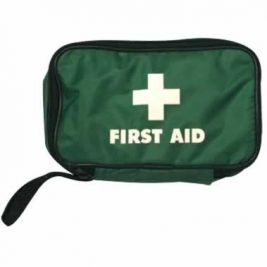 One Person First Aid Kit In Pouch