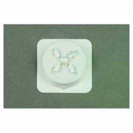 Absorbent Gauze Pledget 1.25x0.95cm 1x280