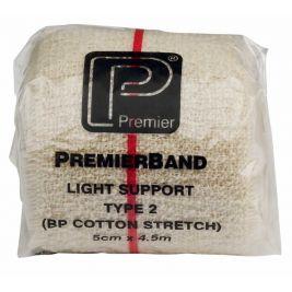 Premierband Light Support Bandage Non-sterile 5cmx4.5m