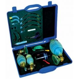 Autocl.resus, Intubation Outfit