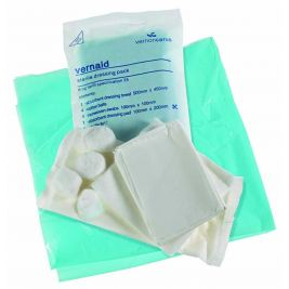 Vernaid Sterile Drug Tariff Dressing Pack Spec 10