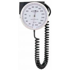 6 Inch Aneroid Sphygmomanometer Wall Model