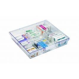 Tray Dividers for Wide Single Depth Tray