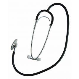 Uhs Single Head Stethoscope Black