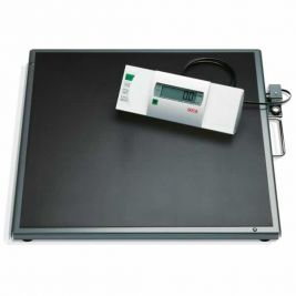 Seca 635 Platform and Bariatric Scales