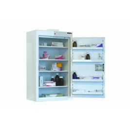 Controlled Drug Cabinet 2 Shelf 55x34x27cm