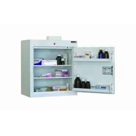 Controlled Drug Cabinet 2 Shelf 60x60x30cm