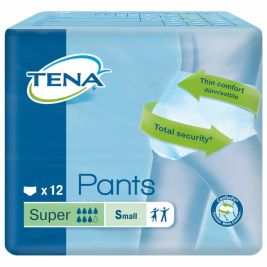 Tena Pants Super Small 4x12