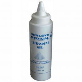Henley Medical Ultrasound Gel 260g