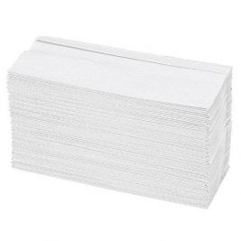 Flushable C-Fold Hand Towel White 1x2432