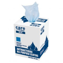 Care Essentials Cloth Blue 1x200