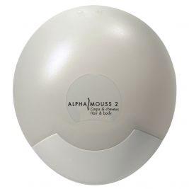 ALPHAMOUSS DISPENSER IVORY 350ML