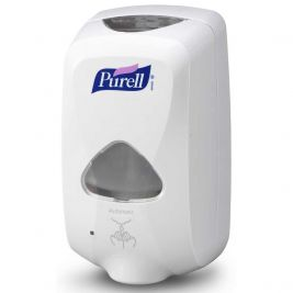 PURELL TFX Touch Free Dispenser 1200ml White