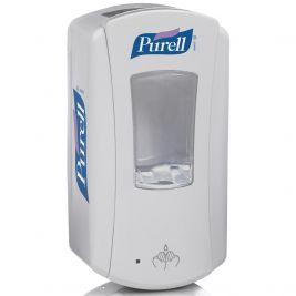 PURELL LTX-12 Touch Free Dispenser 1200ml White/White