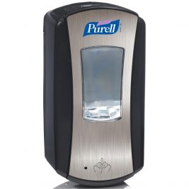 PURELL LTX-12 CHROME/BLACK - 120
